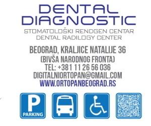 Dental Diagnostic | Snimanje zuba